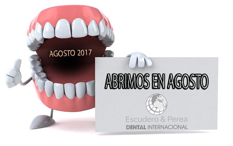 ¿Buscas un dentista en Madrid  en Agosto 2017?