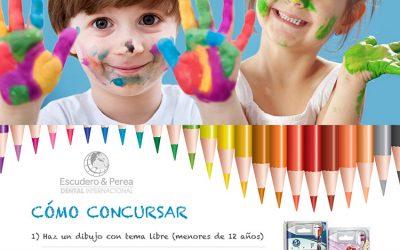 Concurso de Dibujo Infantil para nuestros pequeños pacientes
