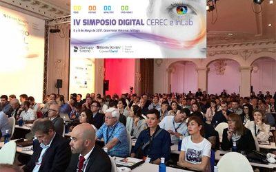 """Los Dres. Escudero&Perea en el """" IV Simposio Digital CEREC e inLab"""""""